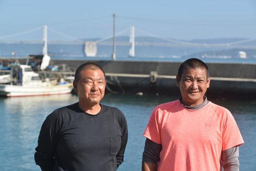 窪田さんとお兄さん